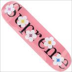 SUPREME(シュプリーム)  Flowers Skateboard (スケートボードデッキ)  PINK 290-004246-113+【新品】(グッズ)