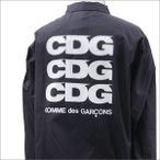 COMME des GARCONS(コムデギャルソン) x D&DEPARTMENT(ディーアンドデパートメント) COACH JACKET BLACK 225-000306-051+【新品】(OUTER)