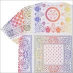 ショッピングVUITTON LOUIS VUITTON(ルイ・ヴィトン)  x Fragment Design(フラグメントデザイン)  BANDANA TEE (Tシャツ)  WHITE 200-007361-030+【新品】(半袖Tシャツ)