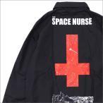 UNDERCOVER(アンダーカバー) THE SPACE NURSE COACH JACKET (コーチジャケット) BLACK 225-000309-051x【新品】(OUTER)