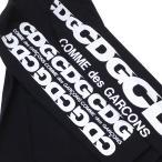 CDG(シーディージー) CDG L/S TEE (長袖Tシャツ) BLACK 202-000967-031+【新品】 COMME des GARCONS(コムデギャルソン)(TOPS)