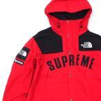 新品 シュプリーム SUPREME x ザ ノースフェイス THE NORTH FACE Arc Logo Mountain Parka マウンテン パーカー Jacket ジャケット RED 225000408143 OUTER