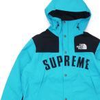 新品 シュプリーム SUPREME x ザ ノースフェイス THE NORTH FACE Arc Logo Mountain Parka マウンテン パーカー Jacket ジャケット TEAL 225000408145 OUTER
