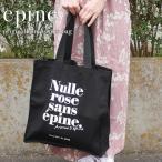 新品 エピヌ epine original canvas tote bag トートバッグ BLACK ブラック 黒 277002692011 グッズ