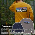 新品 パタゴニア Patagonia M's P-6 Logo Organic Crew Sweatshirt 39603 209000596052 SWT/HOODY