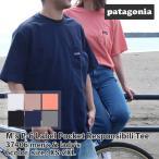 新品 パタゴニア Patagonia 21SS M's P-6 Label Pocket Responsibili Tee P-6ラベル ポケット レスポンシビリ Tシャツ 37406 2021SS 200008697030 半袖Tシャツ