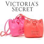 ヴィクトリアシークレット ポシェット VICTORIA'S SECRET ビクトリア ショルダー ポシェット ポーチ オレンジ ピンク