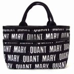 MARY QUANT マリークワント バッグ ランチバッグ ハンドバッグ ロゴ