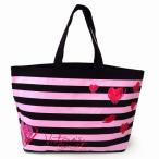 ヴィクトリアシークレット バッグ VICTORIA'S SECRET ビクトリア トートバッグ 大きめ ピンク