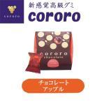 UHA味覚糖 高級グミ コロロ チョコレートアップル味 クリスマス お歳暮 ギフト