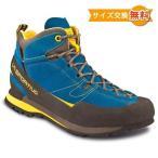 スポルティバ ボルダーX ミッド GTX (Blue / Yellow)