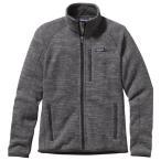 パタゴニア Better Sweater Jacket セーター ジャケット(Nickel W / Forge Grey)