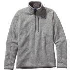 ショッピングpatagonia パタゴニア Better Sweater 1/4 Zip (Stonewash)