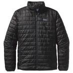 パタゴニア Nano Puff Jacket ジャケット メンズ(Black)