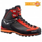 サレワ Crow GTX ( Black / Papavero )