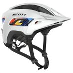 SCOTT スコット Helmet Stego(Pop White)