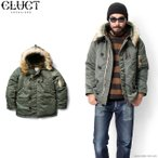 【CLUCT/クラクト】 CLUCT N3B (ARMY) #02197