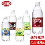 強炭酸水 炭酸水 スパークリング アサヒ ウィルキンソン タンサン 500mL*48本 ウィルキンソンの画像