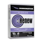 【WAX・チューンナップ用品】【固形ワックス】DOMINATOR・ドミネーターワックス RENEW PURPLE 400g【ワックス】