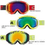 ★ポイント5倍★14-15 CARRERA カレラスキーゴーグル CREST SPH/A【スキー スノーボード用 ゴーグル】