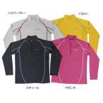ASICS アシックス レディースアクティブウールLSジップシャツ JANERIVER UJV205【アウトドア用品】