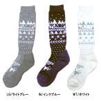 【つま先まで暖かい!】PHENIX フェニックスレディース 靴下 PS588SO63【Ski Holiday Socks】【ソックス・靴下】