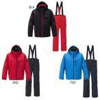 【メンズ・男性用 スキーウェア】DESCENTE デサント スキーウェア SUIT DRA-6090F【上下セット】【スキーウェア】