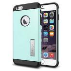 スマホケース iPhone 6 Plus ケース [ スリム + 保護力 + 個性 ] スリム アーマー SGP10906 (ミント)