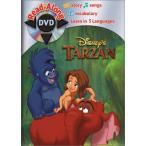 デイズニー Tarzan Disney Read-Along 正規輸入品