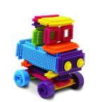 カーズ Edushape MagicBrix, 72 Piece Toys Set 正規輸入品