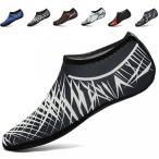 ショッピングスポーツ シューズ スポーツシューズ [3rd Upgraded Version] CIOR Durable Sole Barefoot Water Skin Shoes Aqua Socks For Beach Pool Sand Swim Surf Yoga Water Aerobics