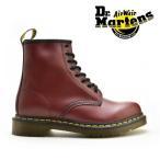 ショッピングドクターマーチン ドクターマーチン 8ホール  チェリーレッド  赤 Dr.MARTENS 1460 8EYE BOOTS R11822600 メンズ レディース
