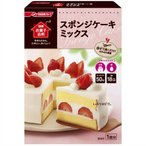 日清フーズ お菓子百科 スポンジケーキミックス 200g