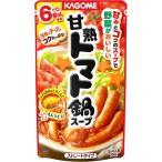 カゴメ カゴメ 甘熟トマト鍋スープ 750g