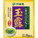 伊藤園 伊藤園 プレミアム ティーバッグ 一番茶100%使用 玉露 5袋入