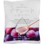 若翔 チアシード 蒟蒻ゼリー ぶどう味 10個入×12袋