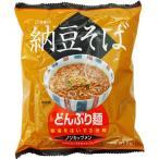 トーエー食品 トーエー どんぶり麺 納豆そば ノンカップメン 81.5g