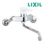 ∠▽《あすつく》◆15時迄出荷OK!INAX キッチン用水栓金具【SF-WL435SY】シングルレバー混合水栓 壁付タイプ ノルマーレS(エコハンドル)