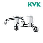 《あすつく》◆16時迄出荷OK!KVK水栓金具  【KM14N2】2ハンドル混合栓