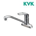KVK 水栓金具【KM5081T】シングルレバー式混合栓