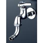 KVK 水栓金具【K3BZ】横水栓 固定こま(寒冷地用)