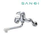 π三栄水栓 水栓金具【K1700D-4UR-13】シングル混合栓