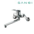 ###π三栄水栓 水栓金具【K1712-13】シングル混合栓