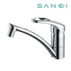 ### 三栄水栓 水栓金具【K87610JV-S-13】シングルワンホール混合栓