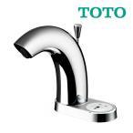 TOTO 洗面所用水栓金具【TENA47A】アクアオート(自動水栓) Aタイプ(スイッチ付き) AC100Vタイプ 単水栓 ワンプッシュ式