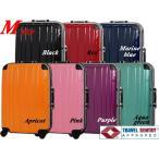 スーツケース 中型 軽量 キャリーケース