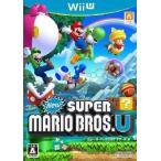 [クロネコDM便全国一律100円]《中古Wii U》New スーパーマリオブラザーズ U