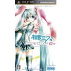 PSP/初音ミク -Project DIVA- 2nd