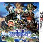 《中古3DS》世界樹の迷宮V 長き神話の果て
