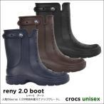 crocs【クロックス】 Reny 2.0 Boot/レニー 2.0 ブーツ※※レインブーツ レインシューズ メンズ レディース レインブーツ レインシューズ 長靴